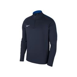 Nike M Dry Acdmy18 Dril Top Ls Üst Eşofman Lacivert L Beden