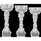 Povit 3'lü Kupa Set - 1722-1723-1724
