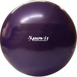 Povit Pilates Topu (65 cm) Mor
