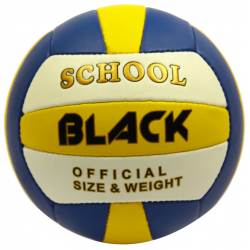 Black School Voleybol Topu
