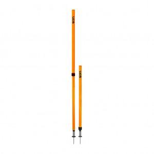 Scucs Slalom Çubuğu Çivili Yaylı Teleskopik 6 lı Çantalı Set