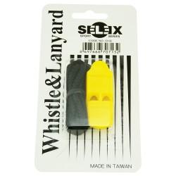 Selex D02 Hakem Düdüğü Sarı
