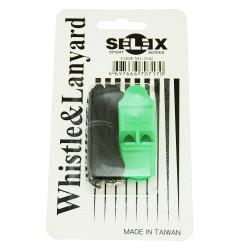 Selex D02 Hakem Düdüğü Yeşil