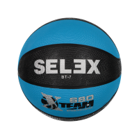 Selex BT-7 Neon Basketbol Topu No 7 Mavi