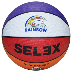 Selex Rainbow Basketbol Topu No 3
