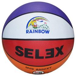 Selex Rainbow Basketbol Topu No 3