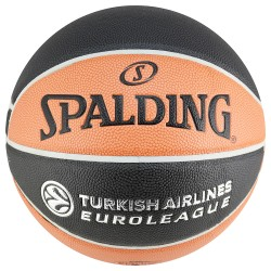 Spalding TF1000 Euroleague Deri No 7 Basketbol Topu 74538Z