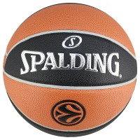 Spalding TF1000 Euroleague Deri No 7 Basketbol Topu 74538Z