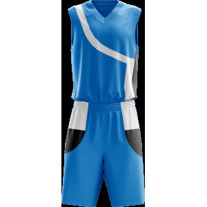 Erkek Basketbol Forma - B-6004-8