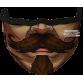 Özel Tasarım Maske Adam