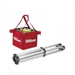 Wilson Tenis Top Çantası Teaching Cart Kırmızı WRZ541300