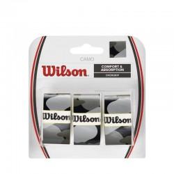 Wilson Camo Overgrip 3 lü Kamuflaj Raket Grip WRZ470830