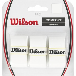 Wilson Overgrip Pro 3 lü Beyaz Raket Grip WRZ4014WH
