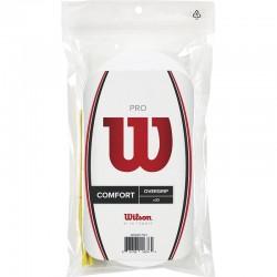 Wilson Overgrip Pro 30 lu Beyaz Raket Grip WRZ4017WH