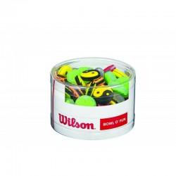 Wilson Titreşim Önleyici Tenis Raketi Aksesuarı Bowl Fun WRZ537800