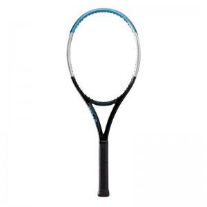 Wilson Tenis Raketi Ultra 100L V3.0 TNS FRM Black / Silver/ B 2 WR036511U2 - L2