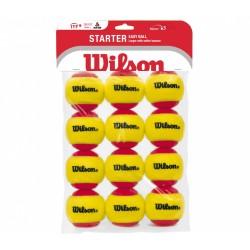 Wilson 12 lü Başlangıç Tenis Topu WRT137100