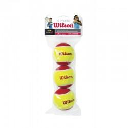 Wilson 3 lü Başlangıç Tenis Topu WRT137001