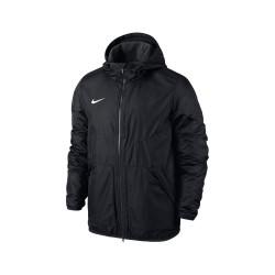 Nike Team Fall Jacket Siyah Erkek Mont