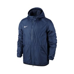 Nike Team Fall Jacket Obsidian Erkek Mont