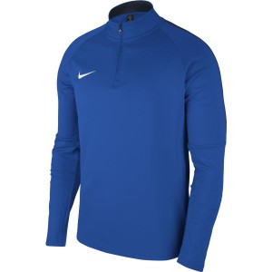 Nike M Dry Acdmy18 Dril Top Ls Üst Eşofman Mavi L Beden