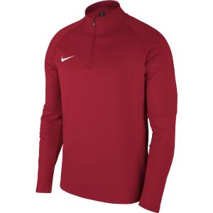 Nike M Dry Acdmy18 Dril Top Ls Üst Eşofman Kızıl L Beden