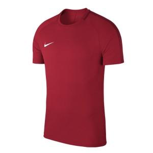 Nike M Dry Acdmy18 Top Ss Erkek Tişört Kızıl